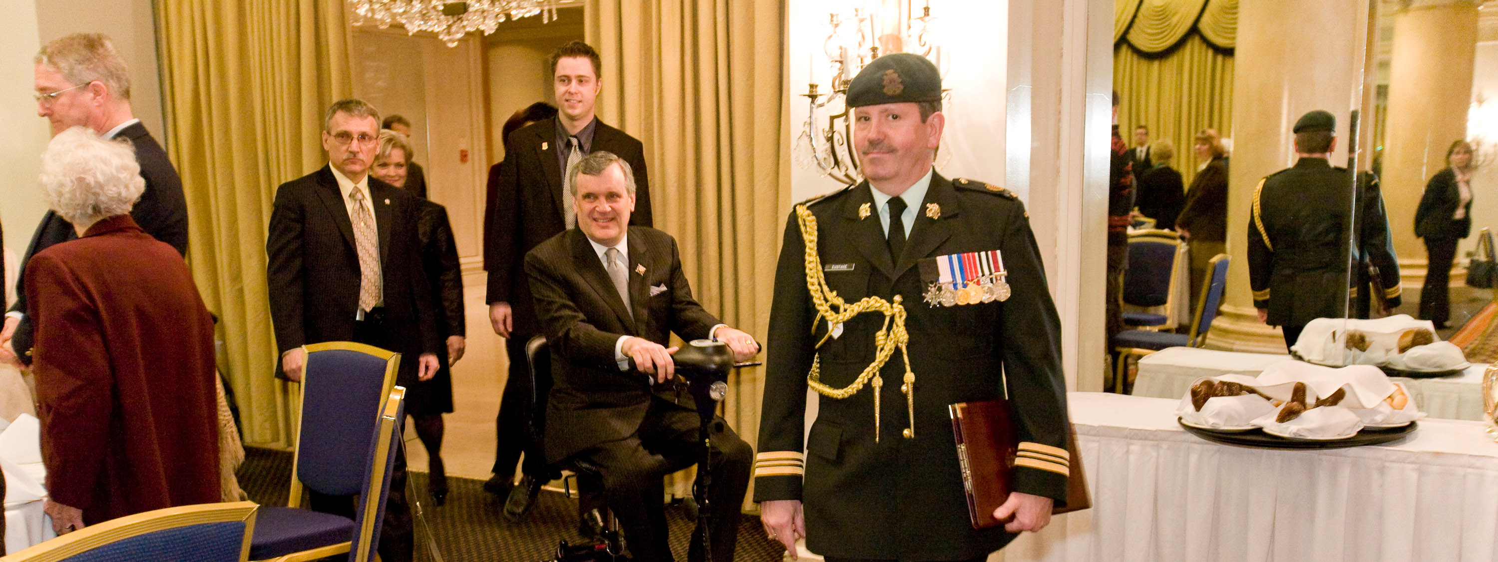 The Honourable David C. Onley