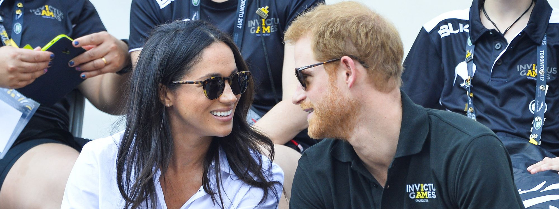 Harry and Meghan Invictus Games